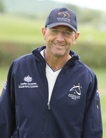 Bill Levett, Barbury International  2014